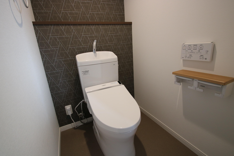 長野市南長野諏訪町で販売中のリフォーム・リノベーション済み中古マンションのトイレ